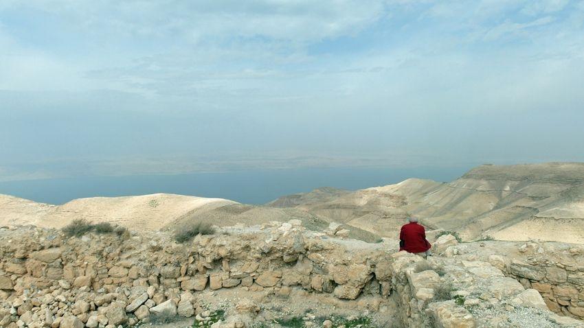 Berg Nebo - Mose-Blick
