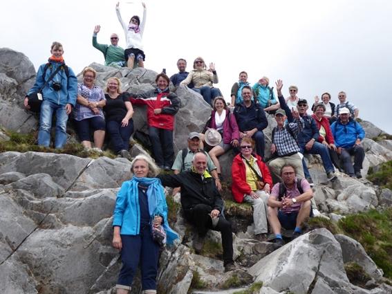 Bergtour Connemara