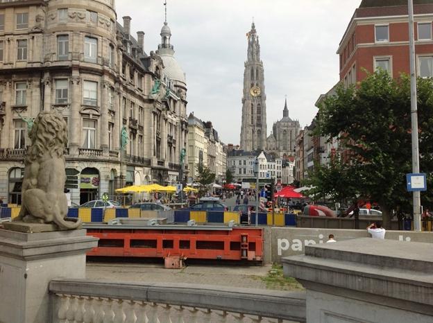 Antwerpen, Dom