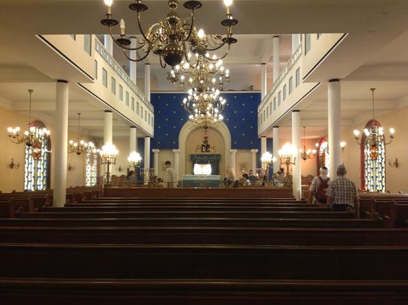 Antwerpen, Synagoge