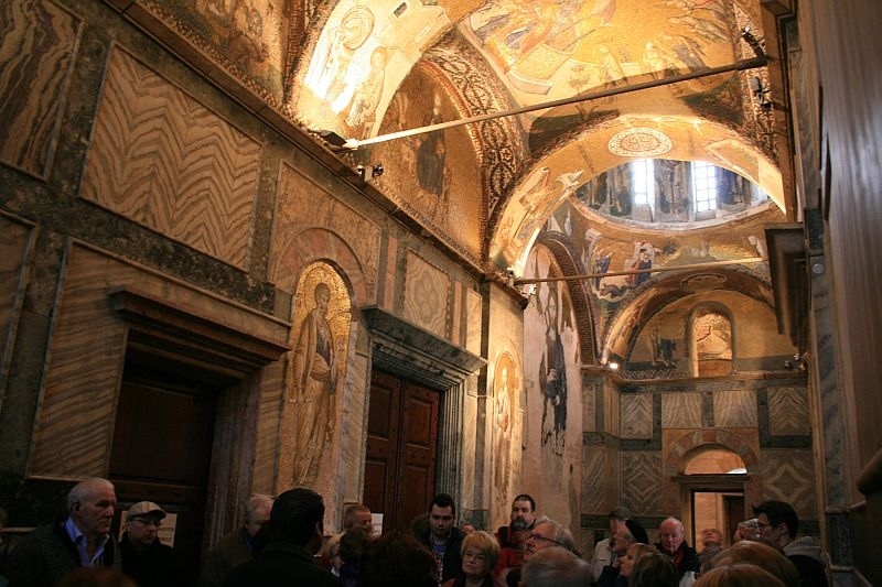 Chora-Kirche, Istanbul