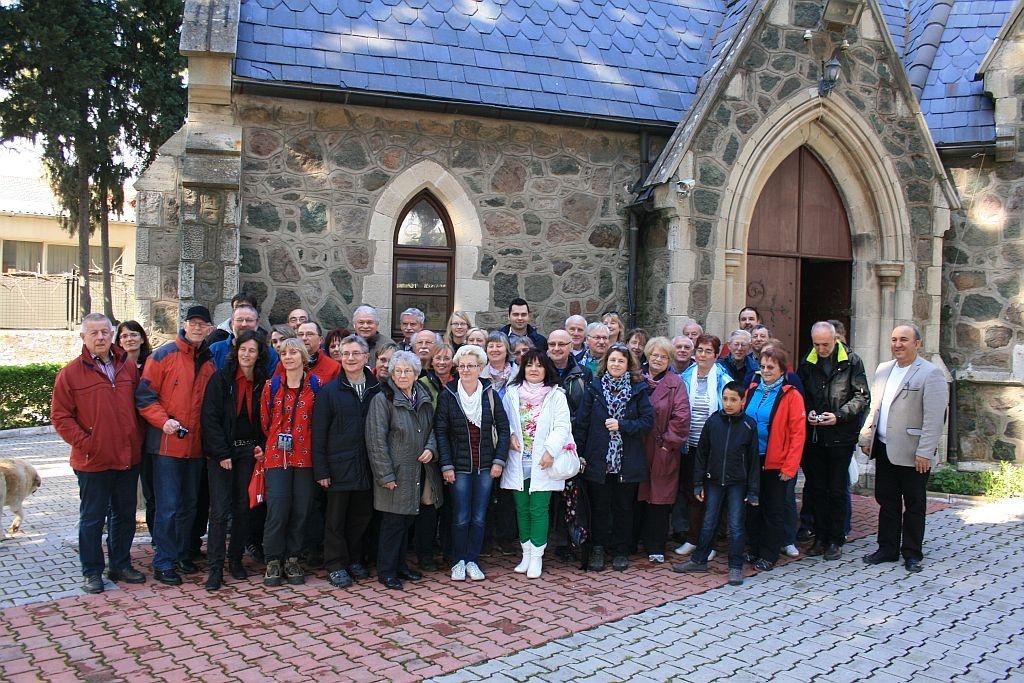 Izmir: Besuch einer evangelischen Gemeinde