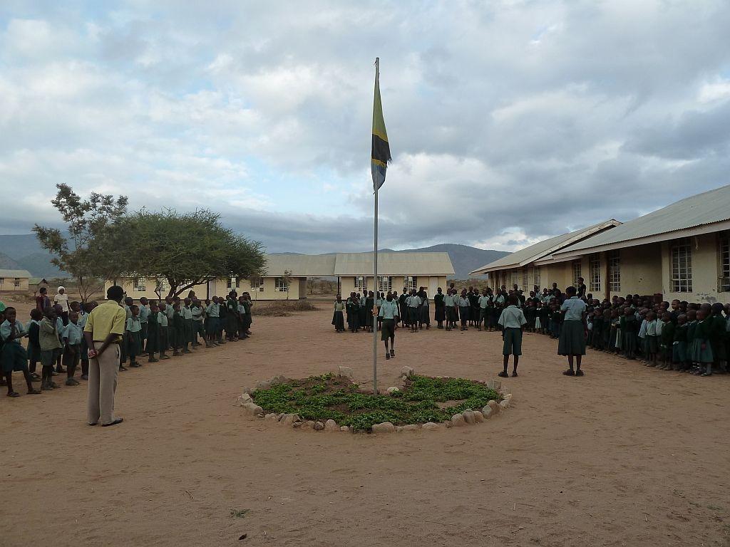 Schule in Mombasa