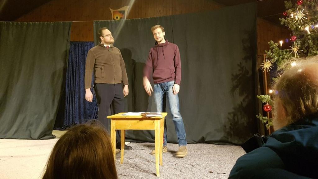 Josef und Brutus