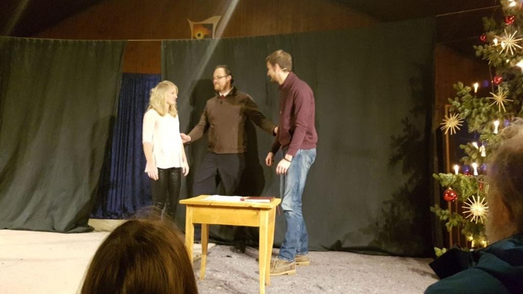 Josef, Brutus und Maria