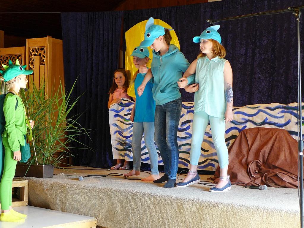 Tabaluga und die Delphine