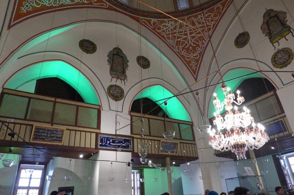 Konya Mevlanamuseum 1