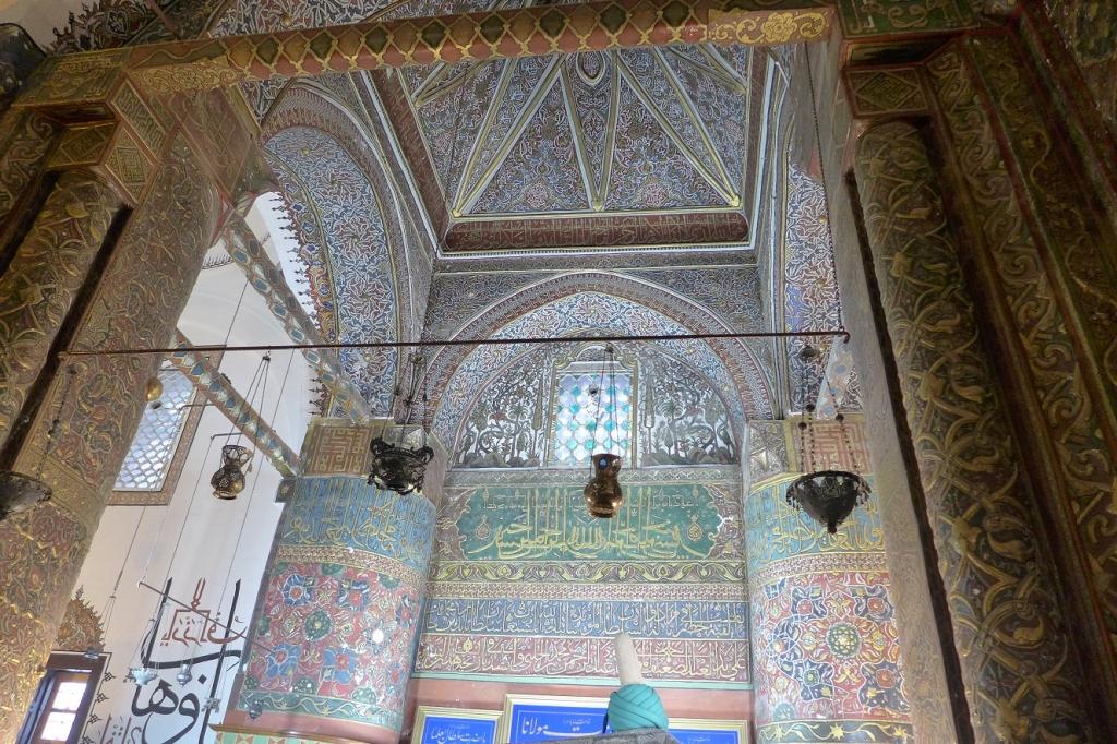 Konya Mevlanamuseum 2