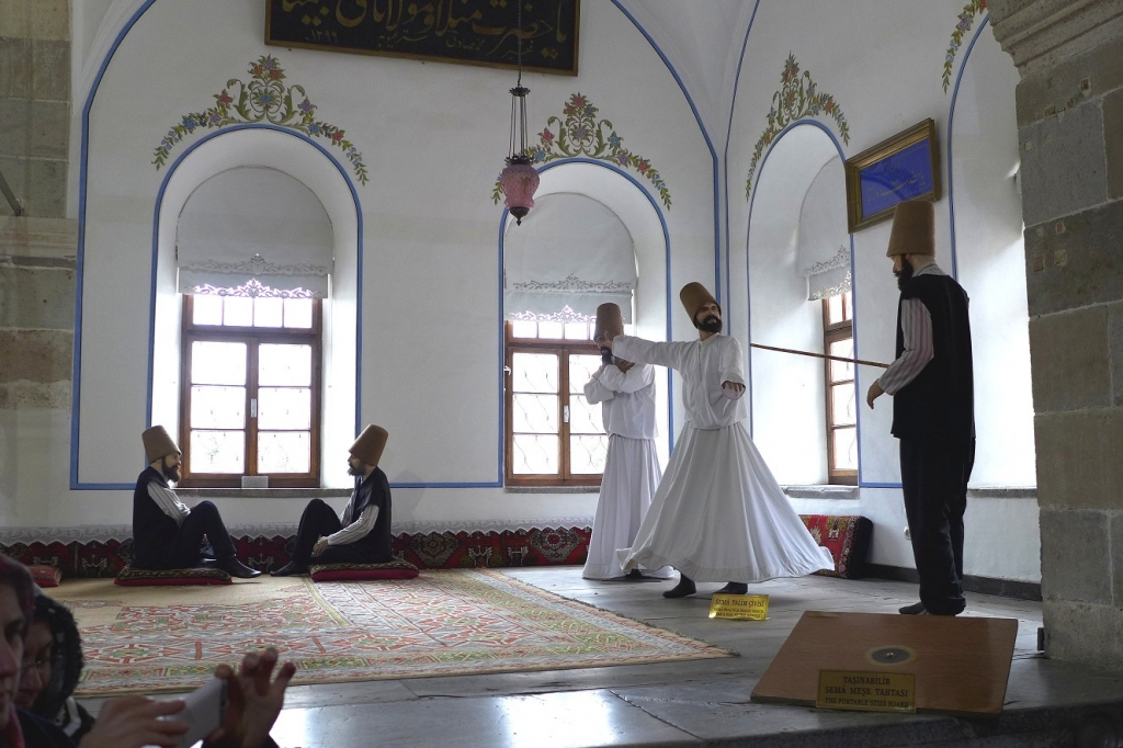 Konya Mevlanamuseum 3
