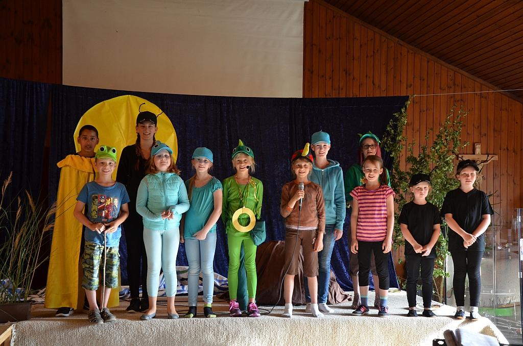 Musical mit den Emotion-Kids: Tabaluga