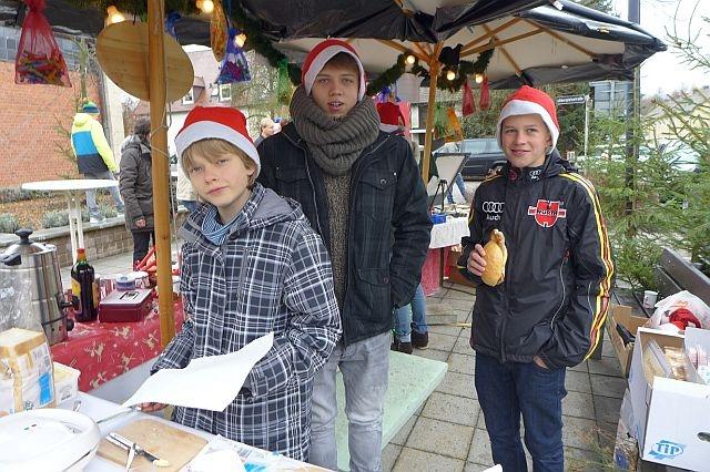 1. Dezember Adventsmarkt