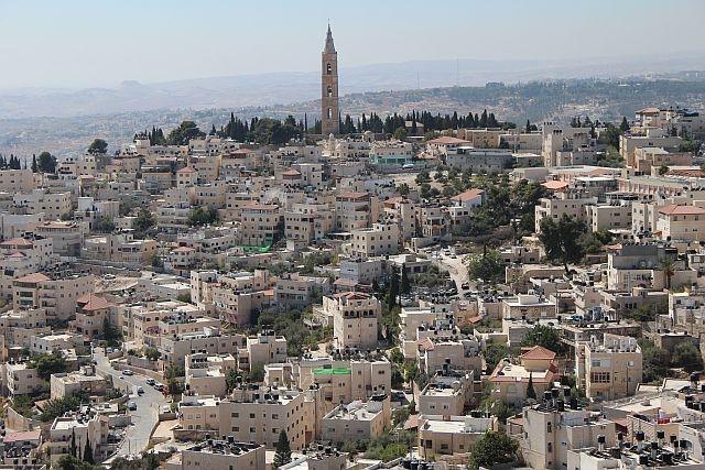 Blick vom Turm der Erlöserkirche